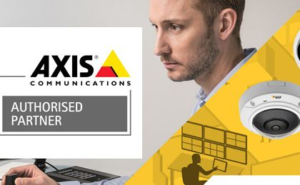Beacon Partnership with Axis Communications